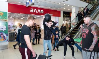 Музично-спортивний фестиваль