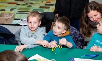 Школа безопасности детей (01.03.2020)