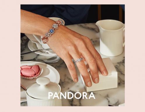 Нова зимова колекція PANDORA - TIMELESS
