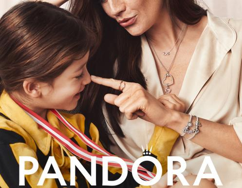 Нова колекція прикрас від Pandora